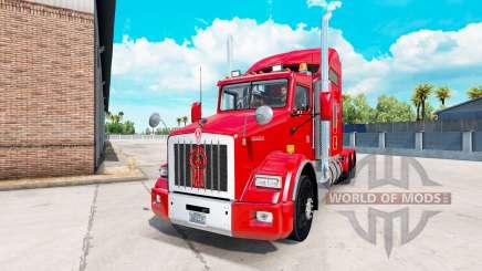 Kenworth T800 v1.2 pour American Truck Simulator