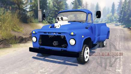 GAZ-52 [ramassage] pour Spin Tires