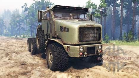 Oshkosh M1070 HET v2.0 für Spin Tires