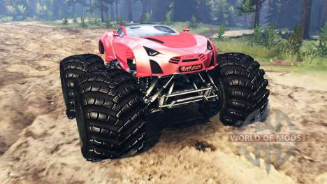 Laraki Epitome [monster truck] pour Spin Tires