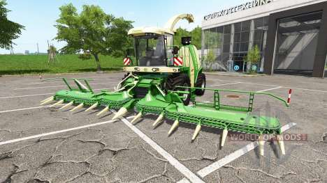 Krone BiG X 1100 für Farming Simulator 2017
