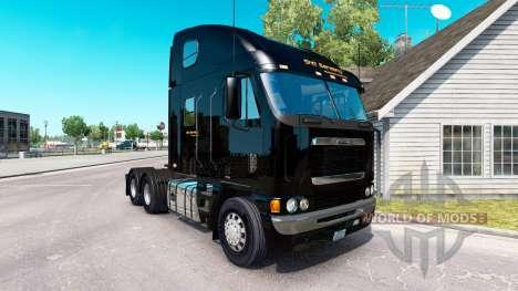 La peau ShR Allemagne sur le camion Freightliner pour American Truck Simulator