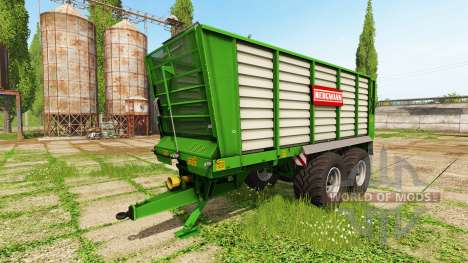 BERGMANN HTW 35 für Farming Simulator 2017