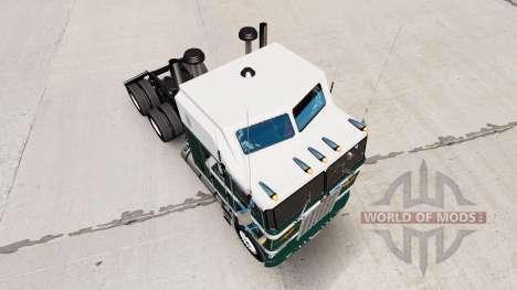 Freds Haut für Kenworth K100 LKW für American Truck Simulator