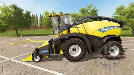 New Holland FR850 pour Farming Simulator 2017
