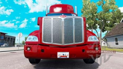 Une collection de plaques d'immatriculation v1.1 pour American Truck Simulator