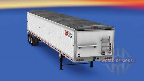 Benne semi-remorque Wilson pour American Truck Simulator