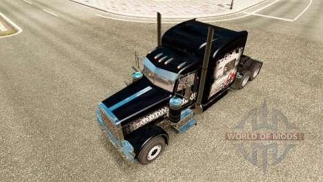 Peterbilt 389 v4.0 pour Euro Truck Simulator 2