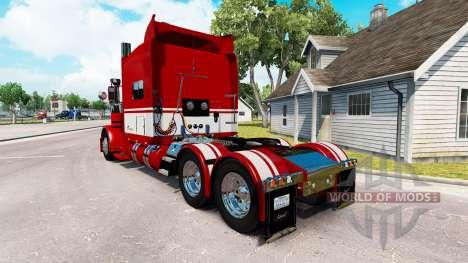 Viper2 de la peau pour le camion Peterbilt 389 pour American Truck Simulator