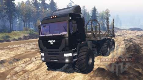 Le Yamal-6 v7.0 pour Spin Tires