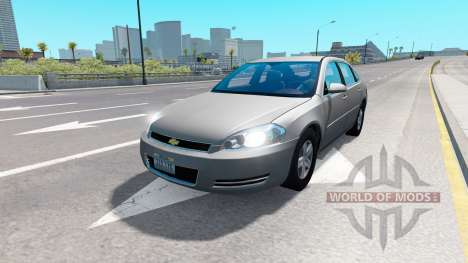 Advanced traffic v1.5.1 für American Truck Simulator