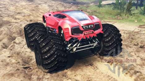 Laraki Epitome [monster truck] pour Spin Tires