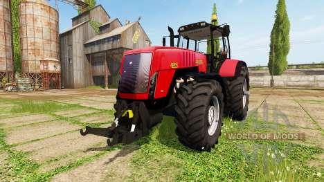Belarus-4522 für Farming Simulator 2017