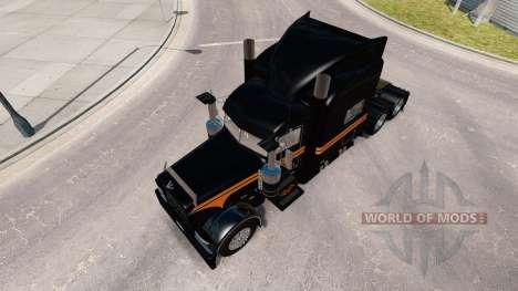 Haut SRS National für den truck-Peterbilt 389 für American Truck Simulator