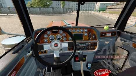 Peterbilt 389 v3.1 für Euro Truck Simulator 2