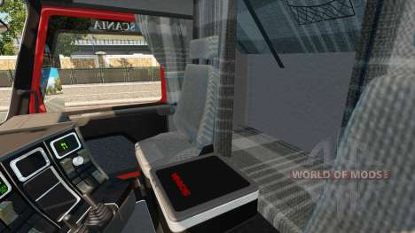 Scania 143M 500 für Euro Truck Simulator 2