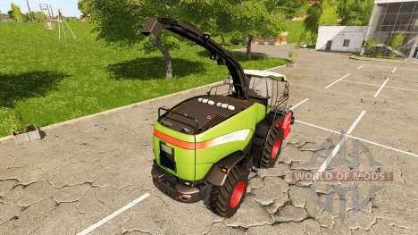 Fendt Katana 85 für Farming Simulator 2017