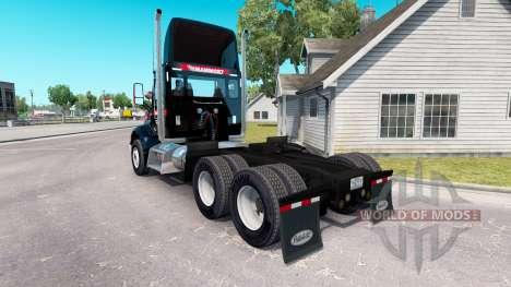 Skin Mammoet USA auf Traktoren für American Truck Simulator
