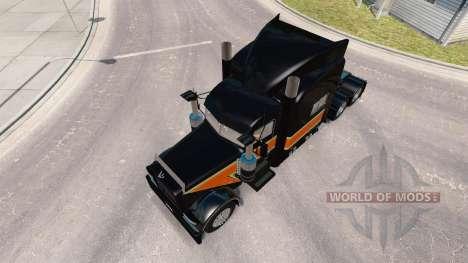Die Flat-Top-Transport skin für den truck-Peterbilt 389 für American Truck Simulator