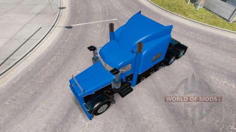 Haut Hot Road Rigs für den truck-Peterbilt 389 für American Truck Simulator