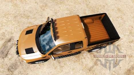 Ford F-150 SVT Raptor pour American Truck Simulator