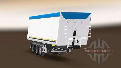 Benne semi-remorque Schmitz Cargobull pour Euro Truck Simulator 2