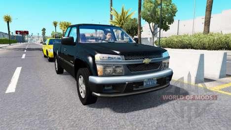 Avancée de la circulation v1.5.1 pour American Truck Simulator