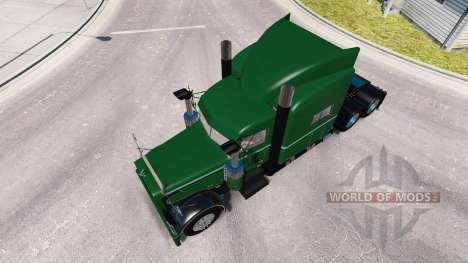 La peau Seidler de Camionnage pour le camion Pet pour American Truck Simulator
