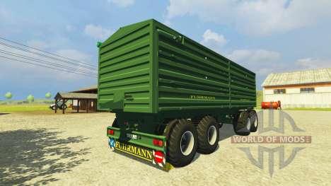 Fuhrmann FF 32000 pour Farming Simulator 2013