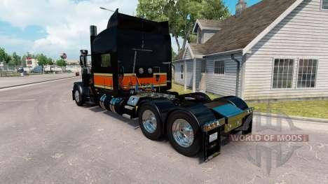 Die Flat-Top-Transport skin für den truck-Peterb für American Truck Simulator