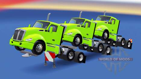 Les remorques de tracteurs pour American Truck Simulator