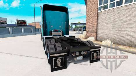 Kenworth T800 2016 v0.1 pour American Truck Simulator