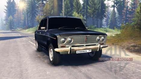 VAZ-2103 v4.0 für Spin Tires