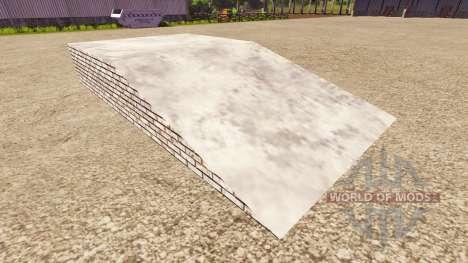 Viaduc pour Farming Simulator 2013