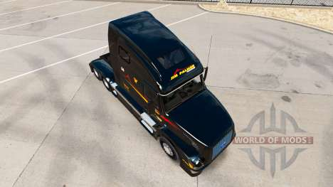 Haut Jim Palmer auf Traktoren für American Truck Simulator