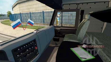 KamAZ-65117 pour Euro Truck Simulator 2