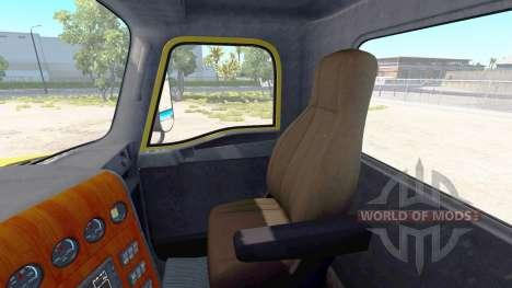 Caterpillar CT660 v1.3.1 für American Truck Simulator