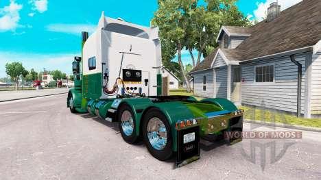 Haut OHARE Abschlepp-Service an Traktoren für American Truck Simulator