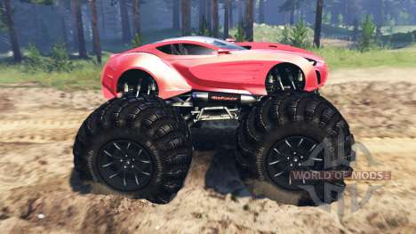 Laraki Epitome [monster truck] für Spin Tires