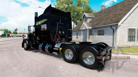 Smith Transport skin für den truck-Peterbilt 389 für American Truck Simulator