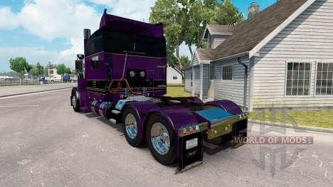 Conrad Shada de la peau pour le camion Peterbilt pour American Truck Simulator