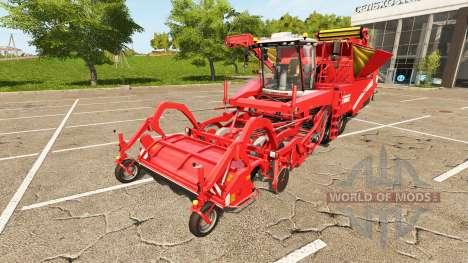 Grimme Tectron 415 für Farming Simulator 2017