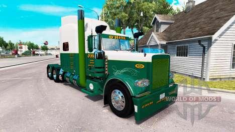 La peau OHARE Service de Remorquage sur les trac pour American Truck Simulator