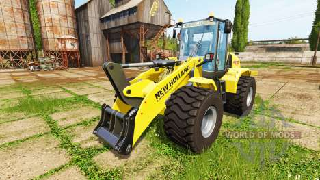 New Holland W170C pour Farming Simulator 2017