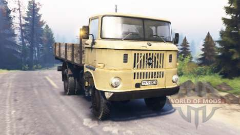 IFA W50 L v3.0 pour Spin Tires