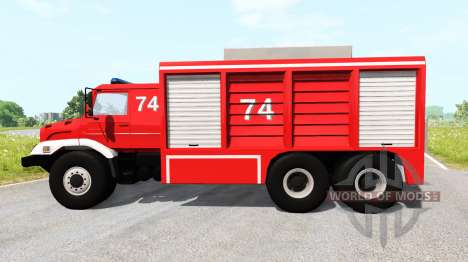 ETK 6200 [fire truck] pour BeamNG Drive