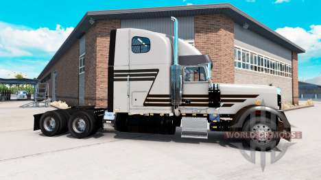 Freightliner Classic XL v2.0 pour American Truck Simulator
