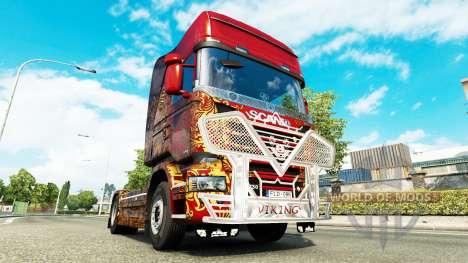 Ausgezeichnete Qualität Viking Traktor Scania für Euro Truck Simulator 2