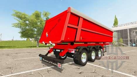 Schmitz Cargobull SKI 24 für Farming Simulator 2017