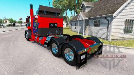 La peau Nevada aux états-unis pour le camion Pet pour American Truck Simulator